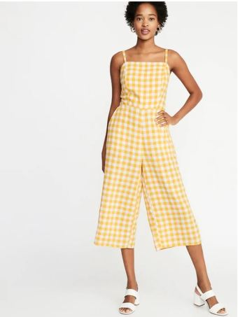 yellow gingham jumpsuit.JPG